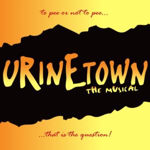 Image result for urinetown logo