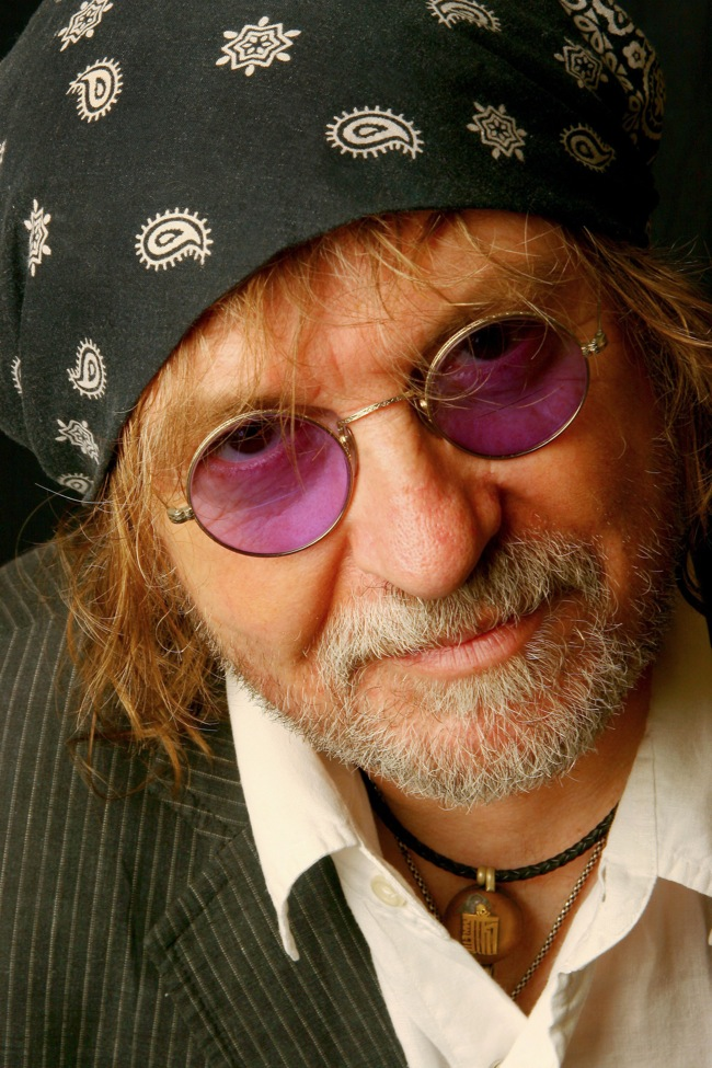 Ray Wylie Hubbard. Photo by Todd Wolfson.