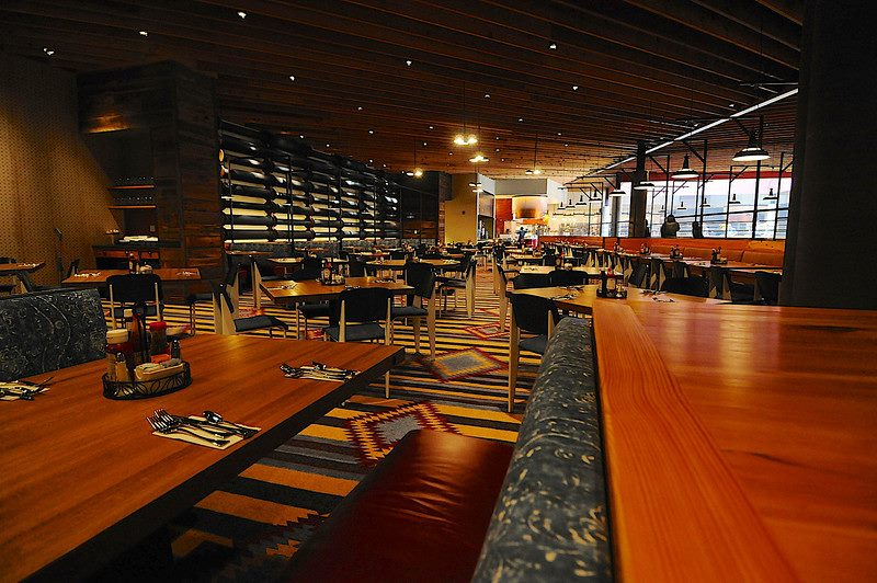 Restaurante blackjack toronto