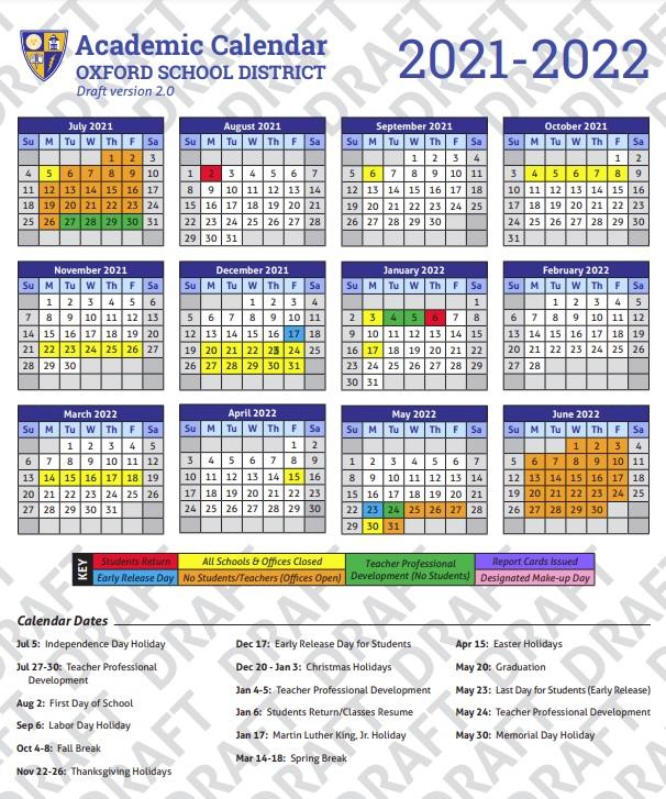 March Calendar: Lsu Academic Calendar 2021 22